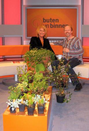 {rb-tv} Ein tolles Team: Ulla Hamann führte Daniel elegant durch die Sendung